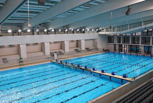 Sprememba v terminih na Olimpijskem bazenu Koper