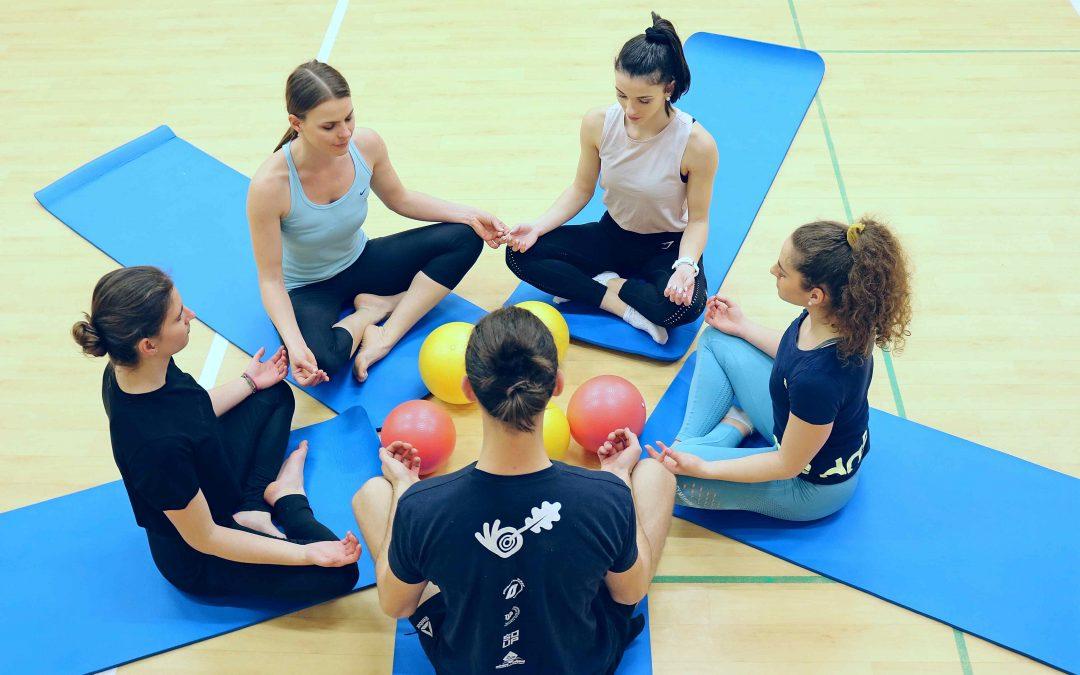 Vodena vadba joga in pilates