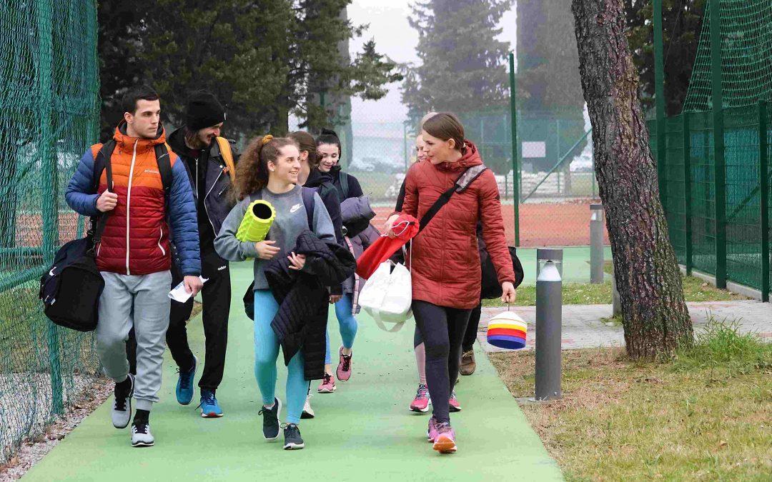 Last week of Sport UP activities