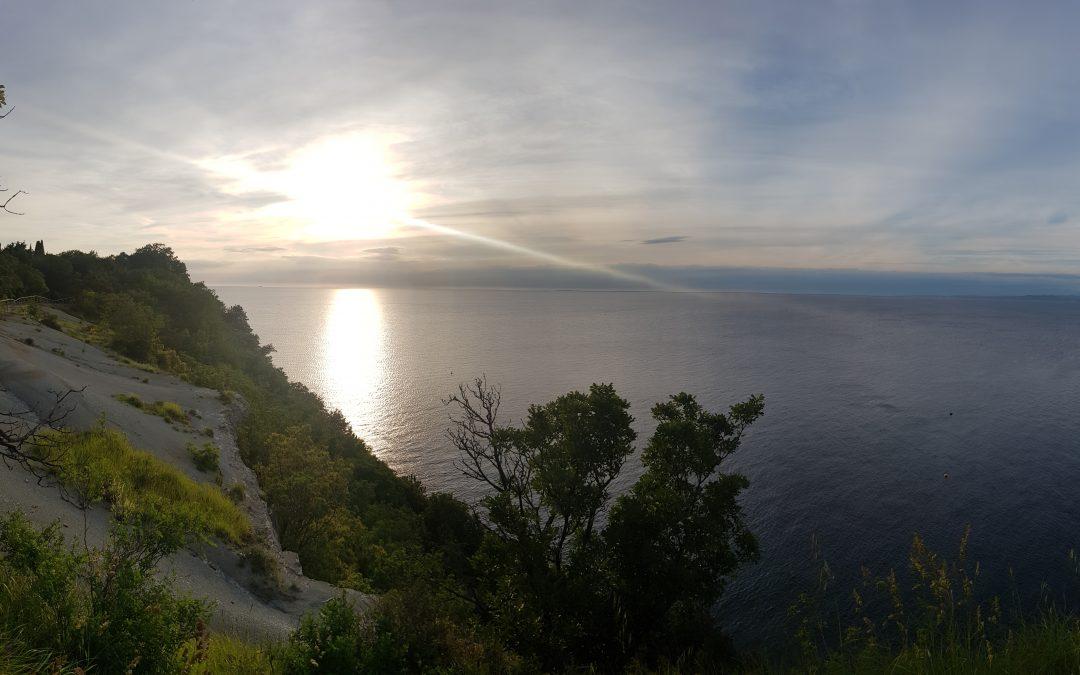 Idejni izletnik: Ob obali do Strunjana